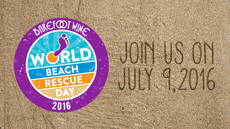Barefoot Announces World Beach Rescue Day to Celebrate 10 Years of Cleaning Beaches