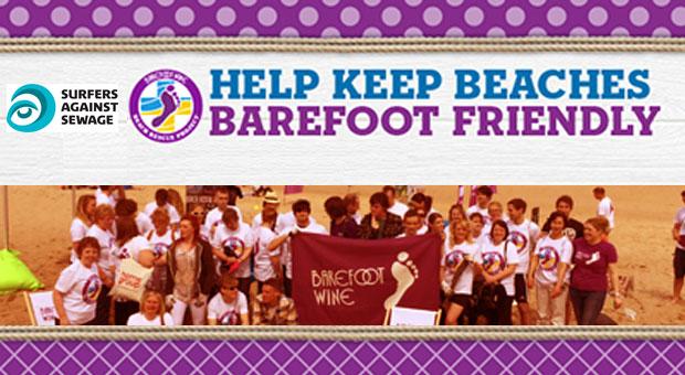 Keeping Britain's Beaches Barefoot Friendly