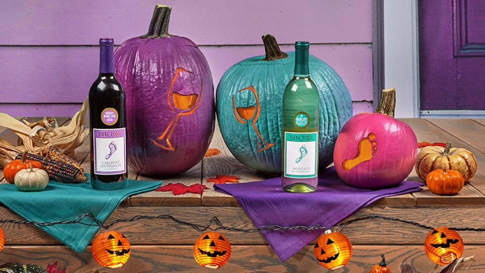 Carve the Perfect Pumpkin Pair