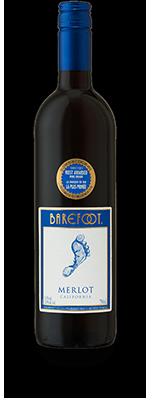 Barefoot wine Merlot